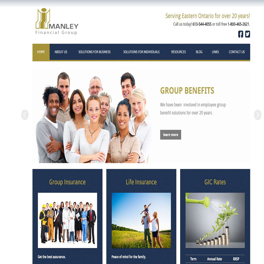 Manley Financial Group Inc