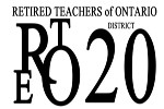 Retired Teachers Of Ontario District 20